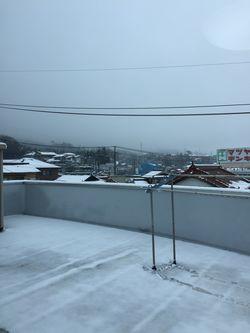 1H.27.1.30 雪1 ブログ